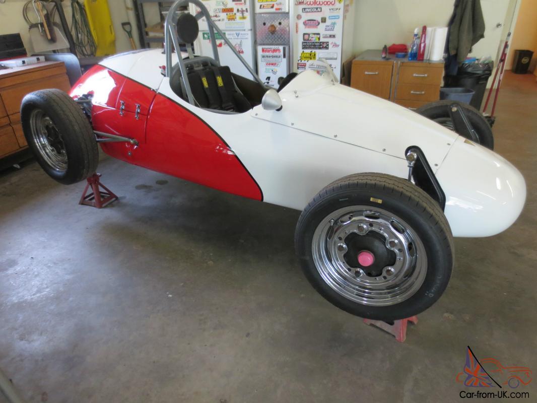 Formula Vee Vintage Race Car