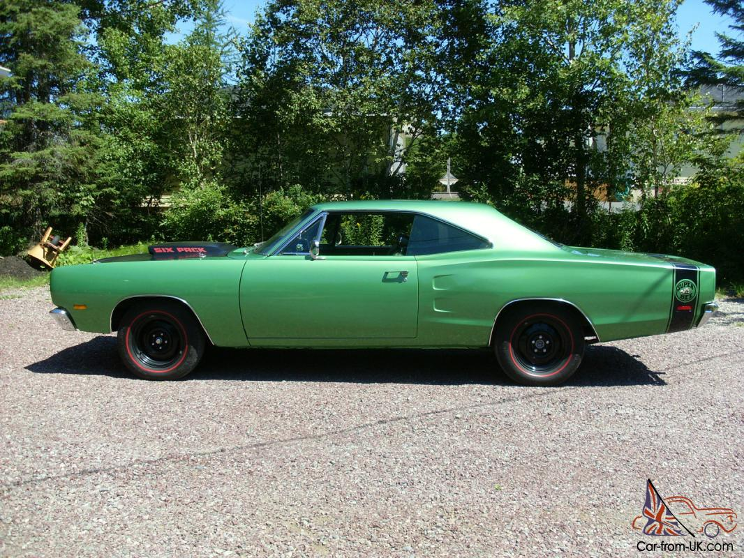 1969 Dodge Coronet Super Bee Hardtop 2-Door 7 2L