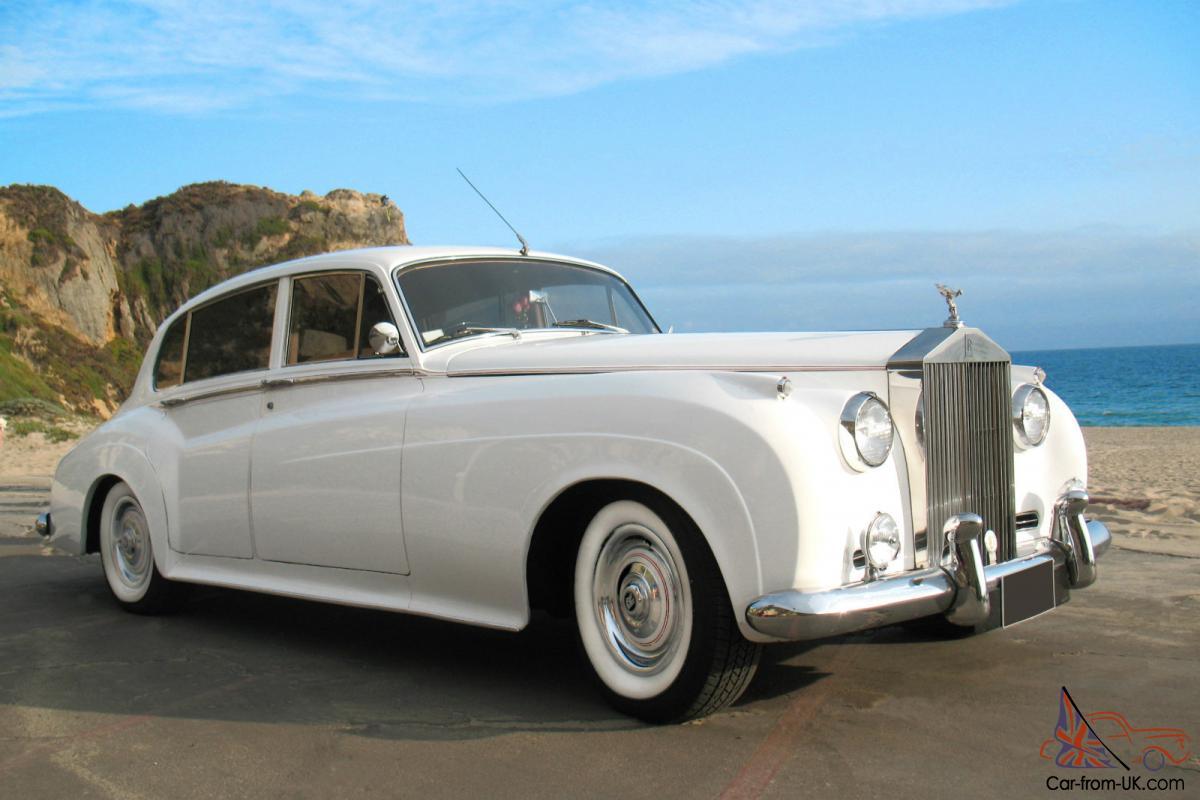 Gorgeous 1962 Rolls Royce Silver Cloud Ii Long Wheel Base