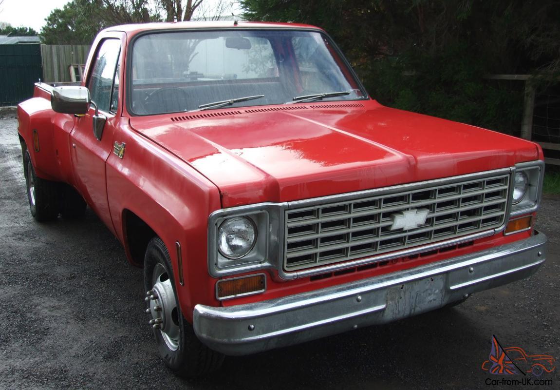 All Chevy c30 chevy : Chevrolet 1975 C10 C20 C30 Pickup Dually Chev Truck GMC Truck