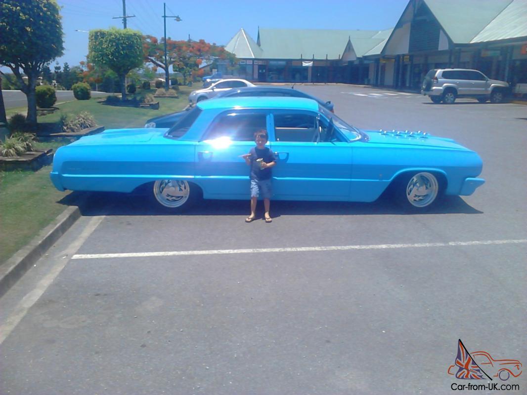 All Chevy chevy bel air 1964 : 1964 Chevrolet BEL AIR Sedan