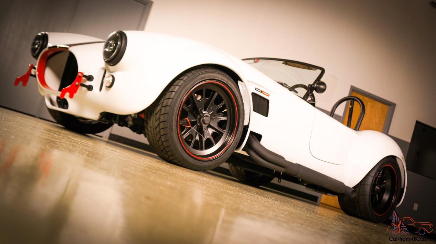 *NEW* BACKDRAFT RT3GT ROADSTER FORD V8 COYOTE 5 0 OPTIONS RARE MODEL  WARRANTY
