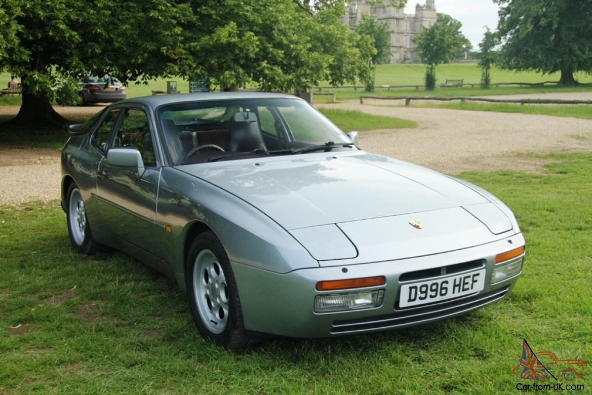 1986 Porsche 944 Turbo For Sale