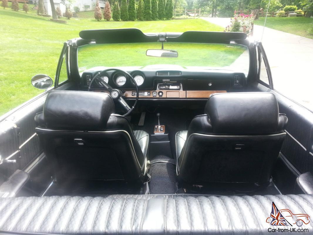 1968 Oldsmobile Cutlass Convertible Hurst Tribute