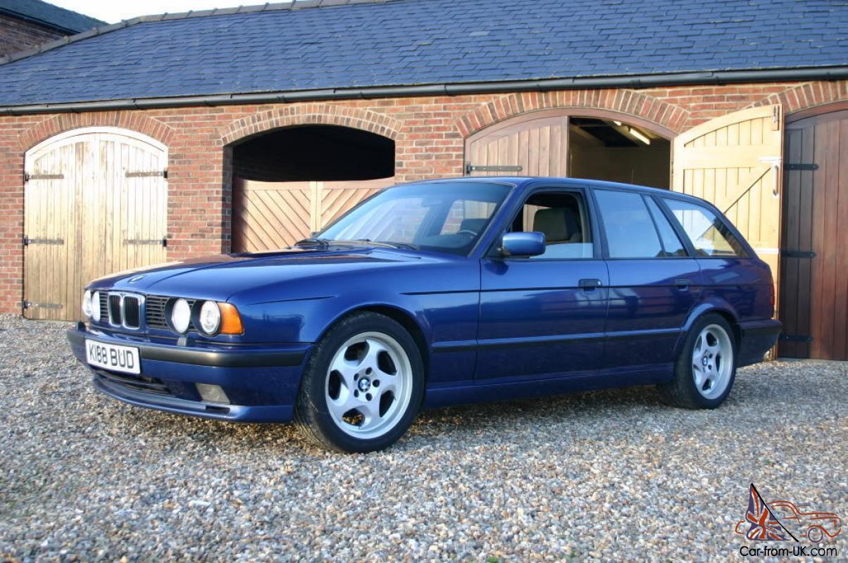 1993 Bmw M5 Touring 3 8 Rare Car