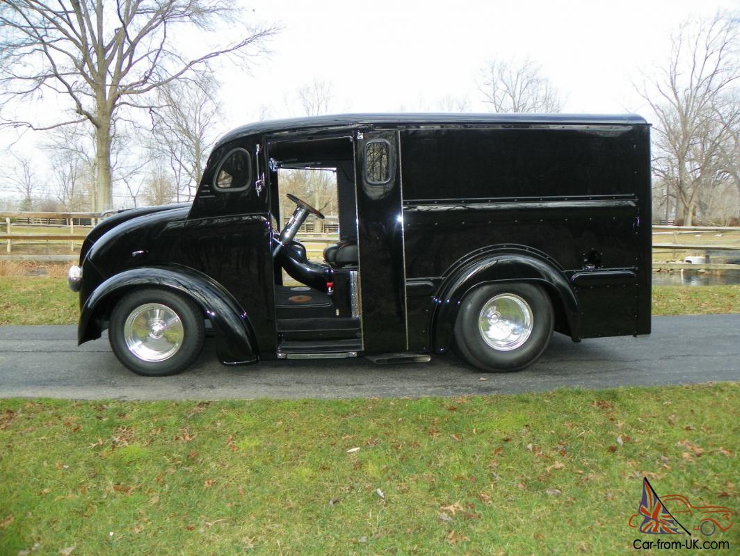 1964 Divco Milk truck