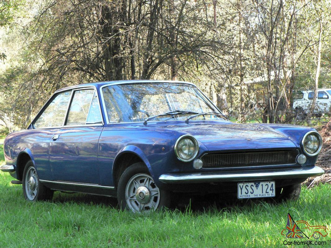 1969 Fiat 124 Sport Ac