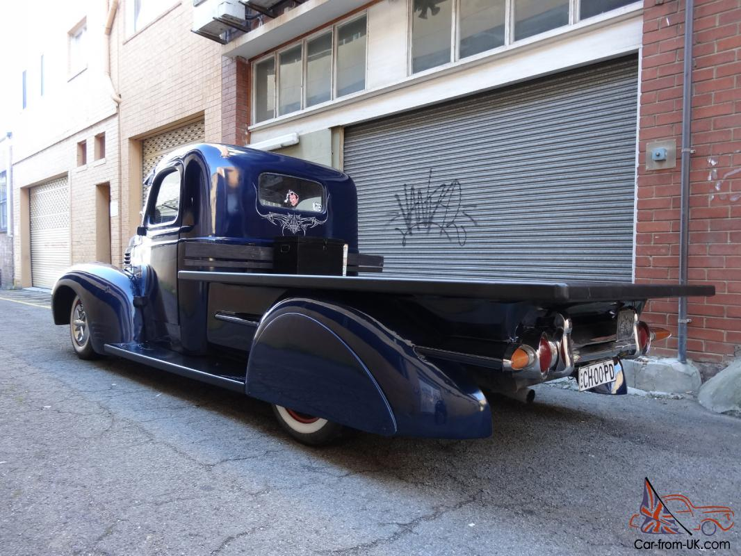 1946 Dodge Pickup Hot Rod