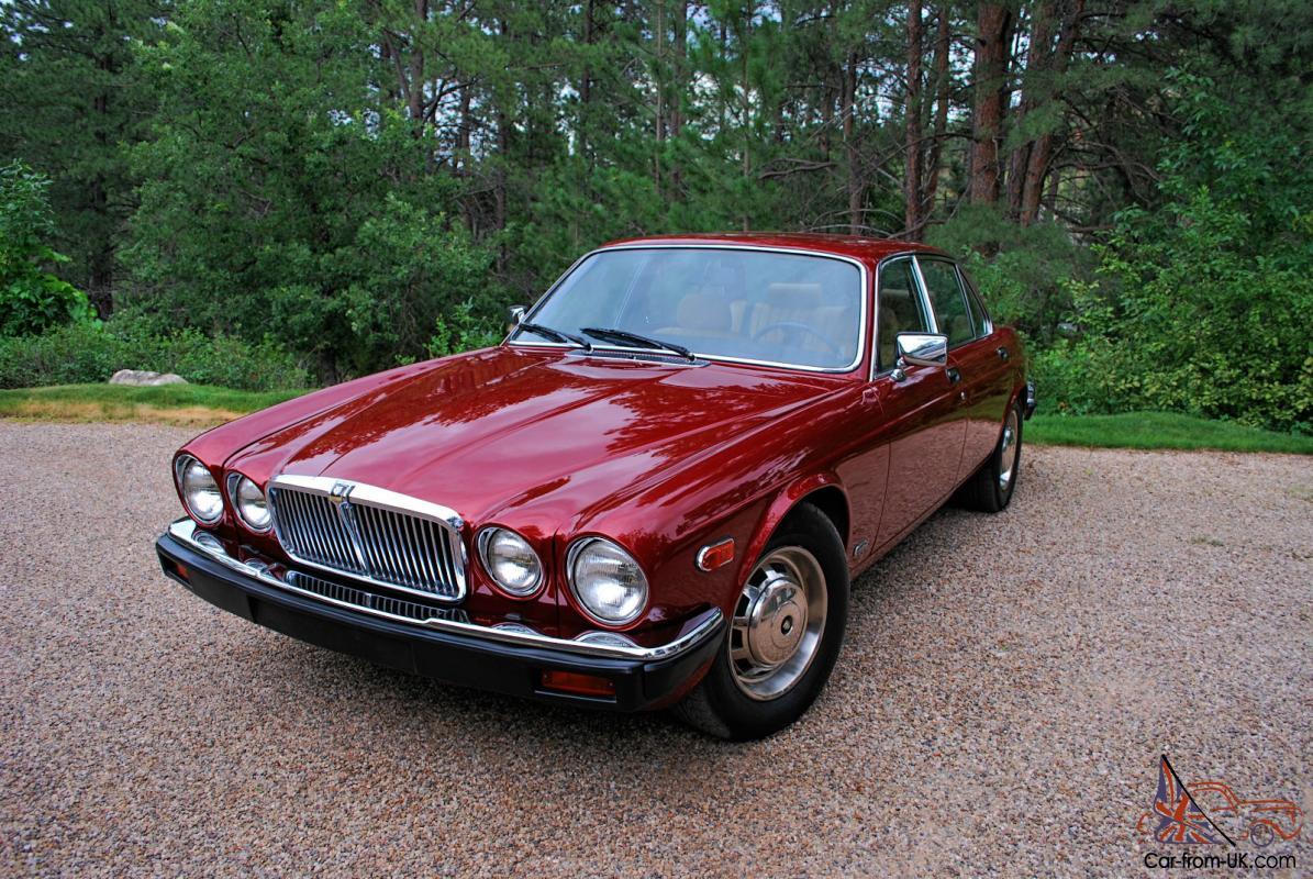 1985 XJ6 Series III Jaguar Sovereign