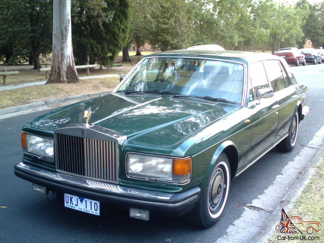 1983 Rolls Royce Silver Spur No Reserve Auction