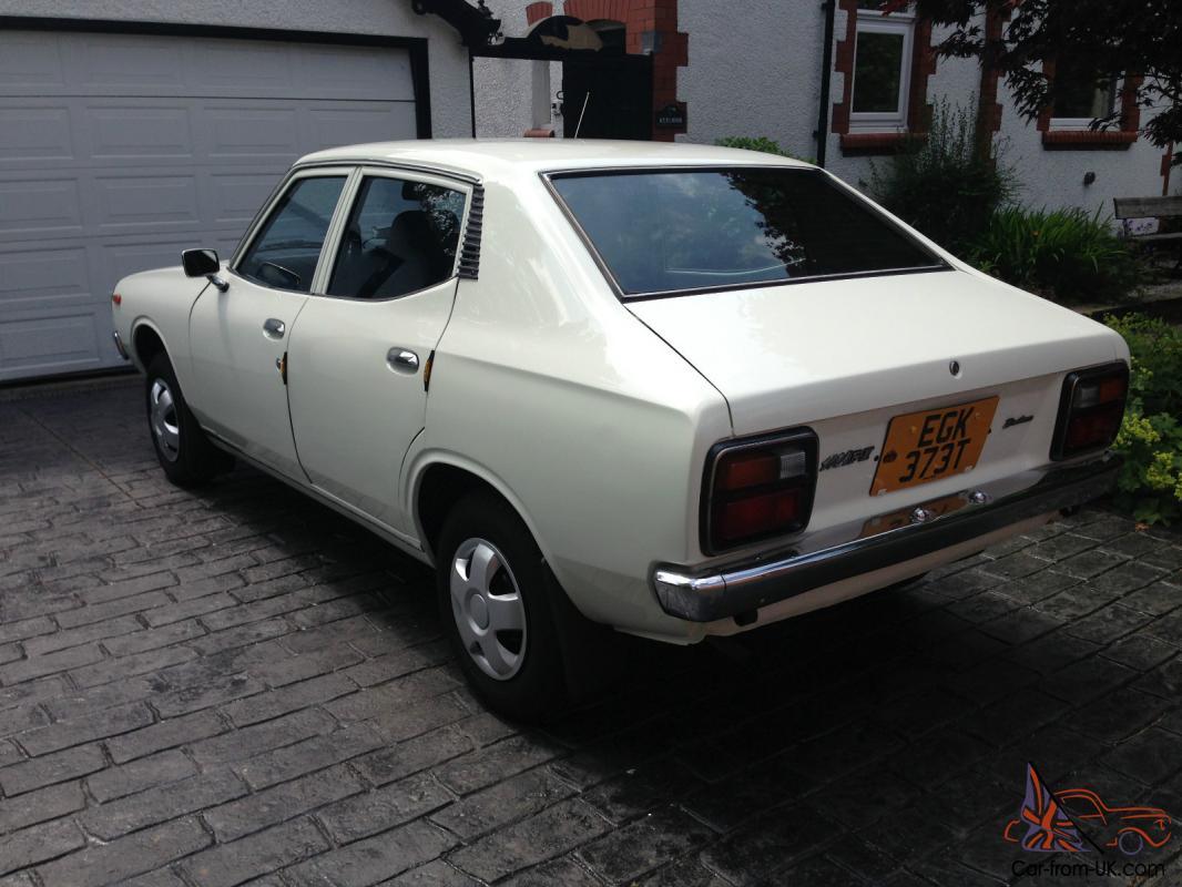 Datsun 100a