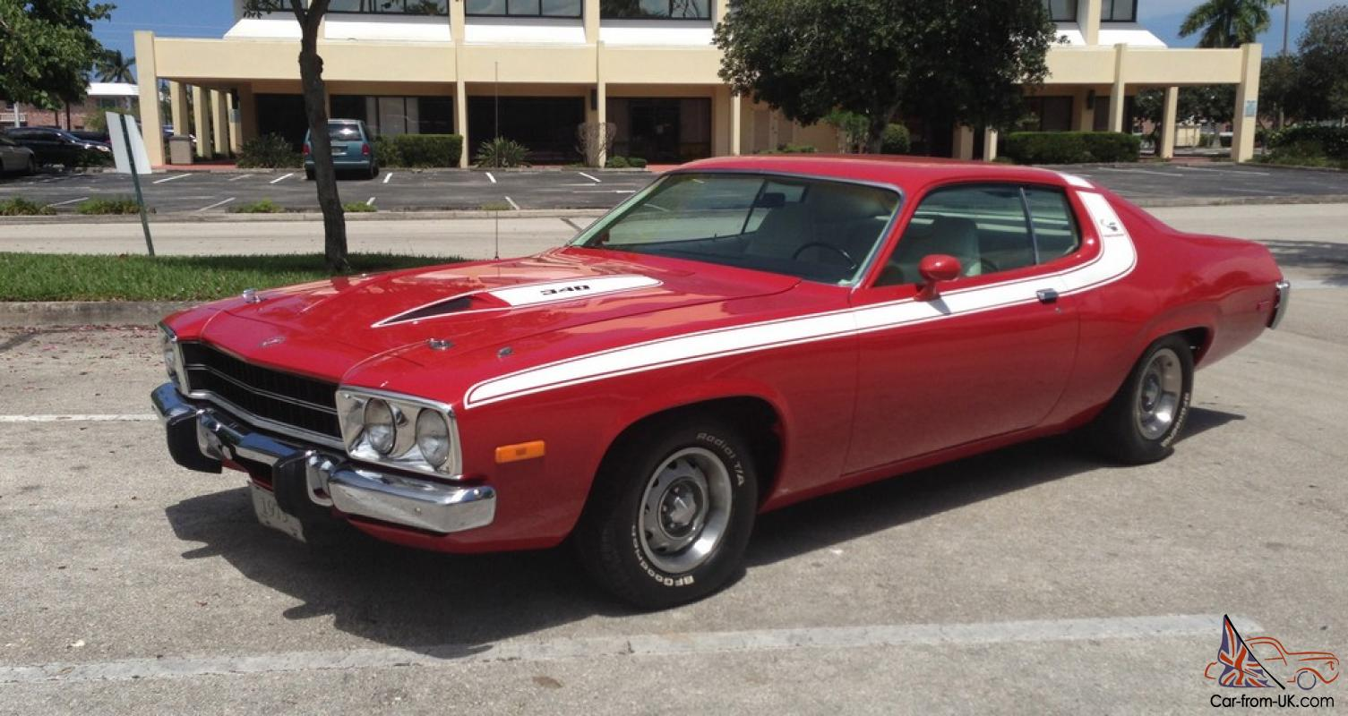 73 Plymouth Road Runner Wiring Diagram Library 69 1973 Factory Matching Numbers 340 Engine See Video
