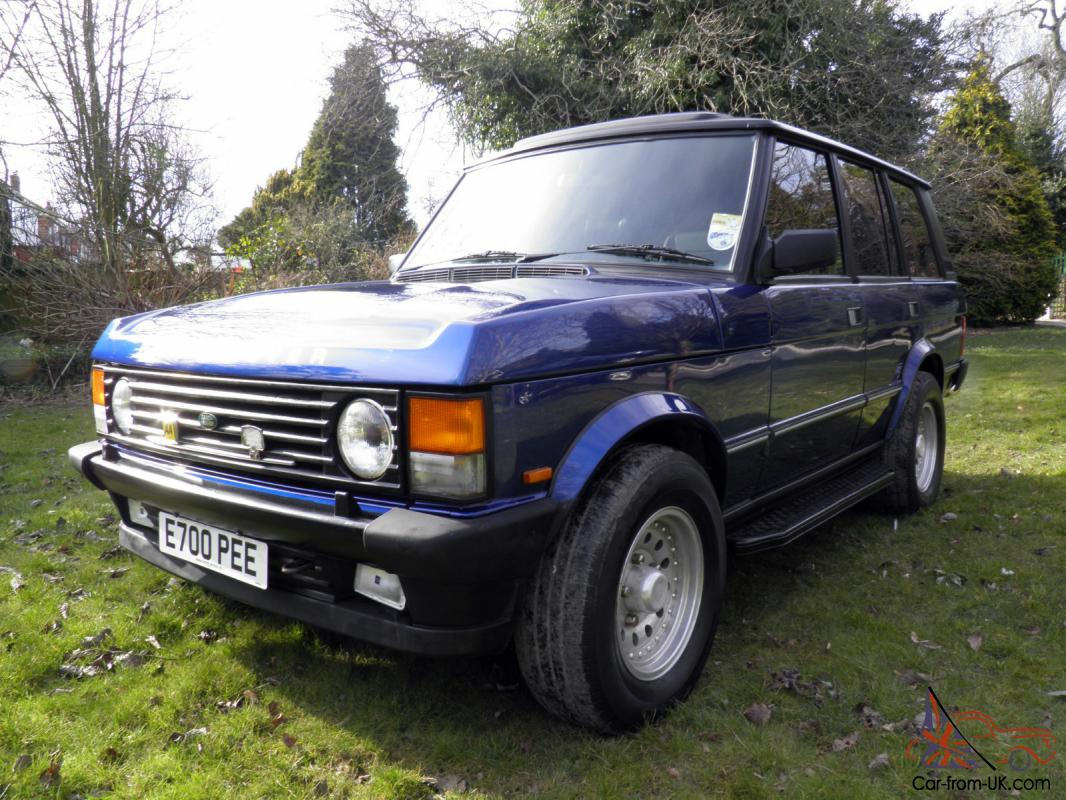 1987 Land Rover,Range Rover Classic Mazda SL35 TDi conversion manual,may px  swap