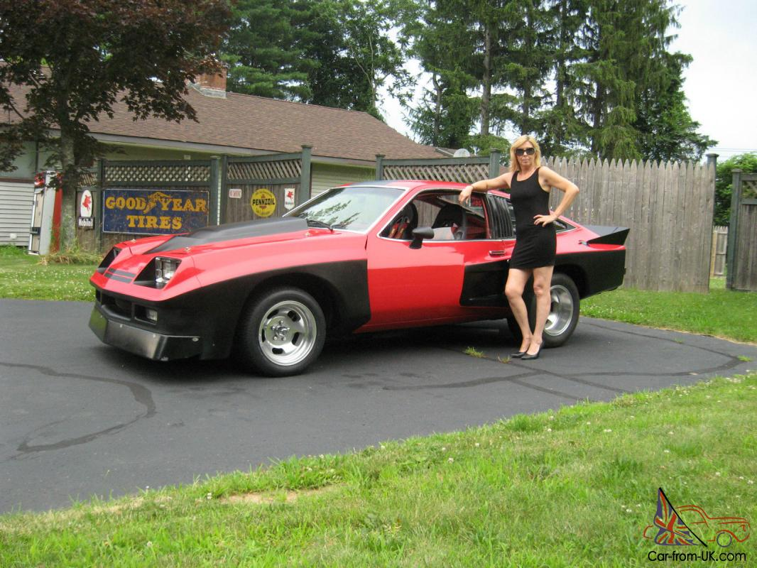 All Chevy 1976 chevrolet monza : Chevy Monza /Olds Starfire IMSA Style 525 HP V8 X-Race Car Street ...