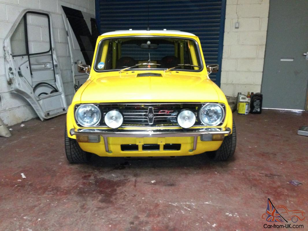 Mini Morris Yellow Ebay Motors 321162167281