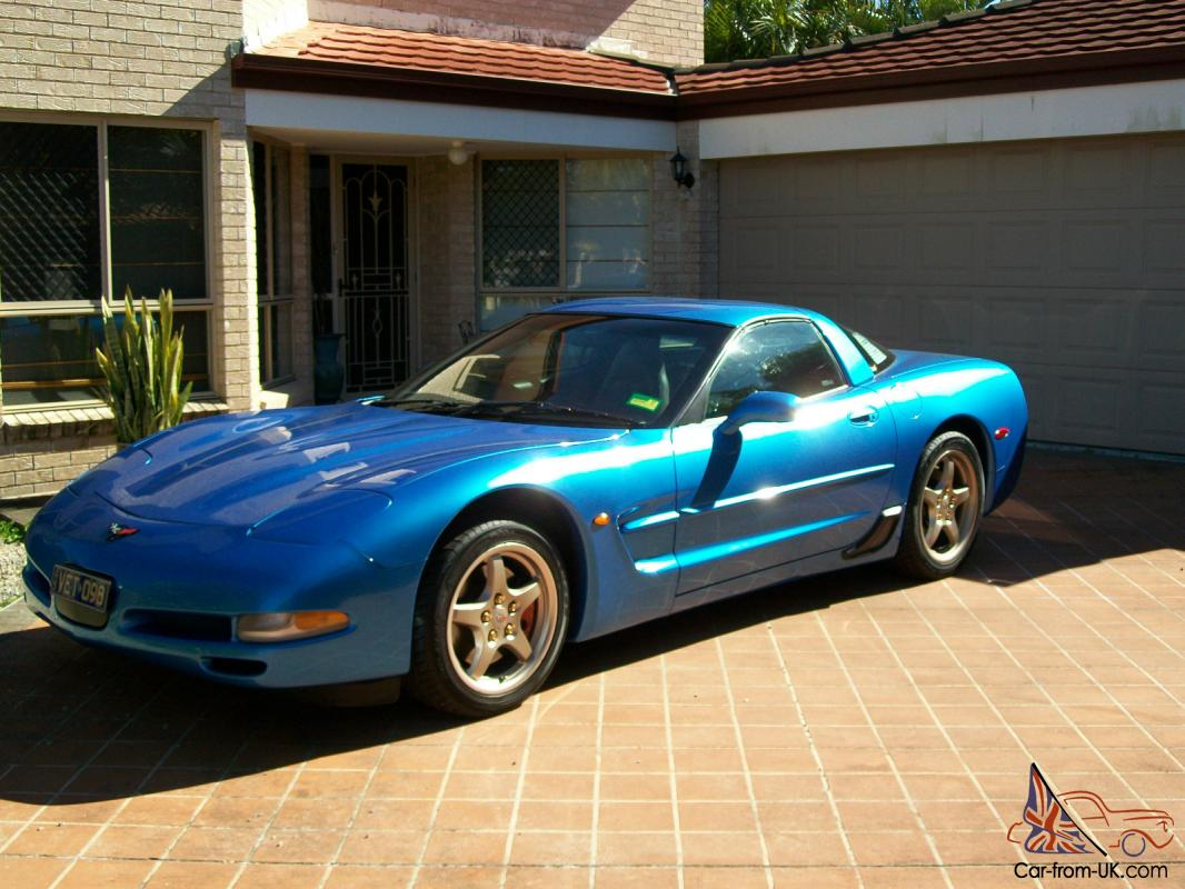 Chevrolet Corvette C5 1997 Coupe