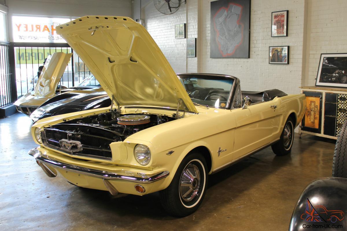 1964 Mustang Ebay