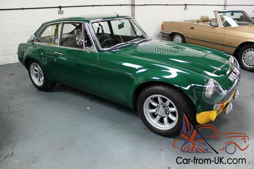 MG MGC Sebring 3 0 1968 Manual Overdrive MGB