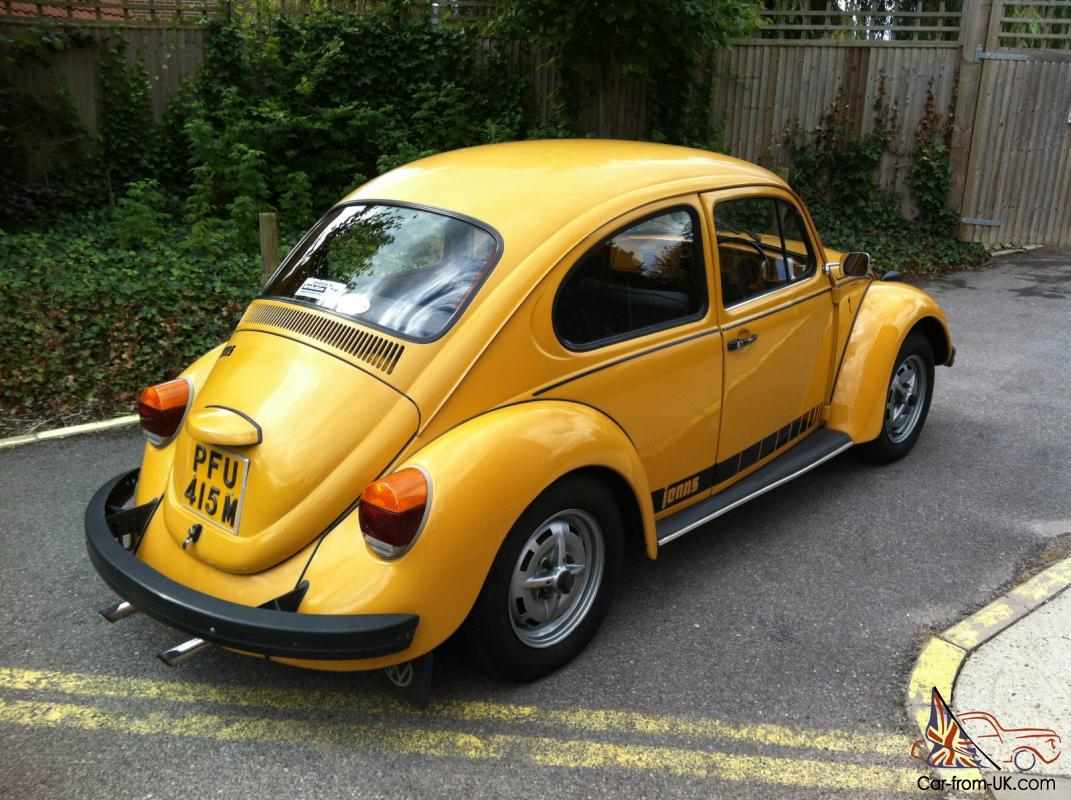 Volkswagen Beetle Jeans Yellow Ebay Motors 151028758515