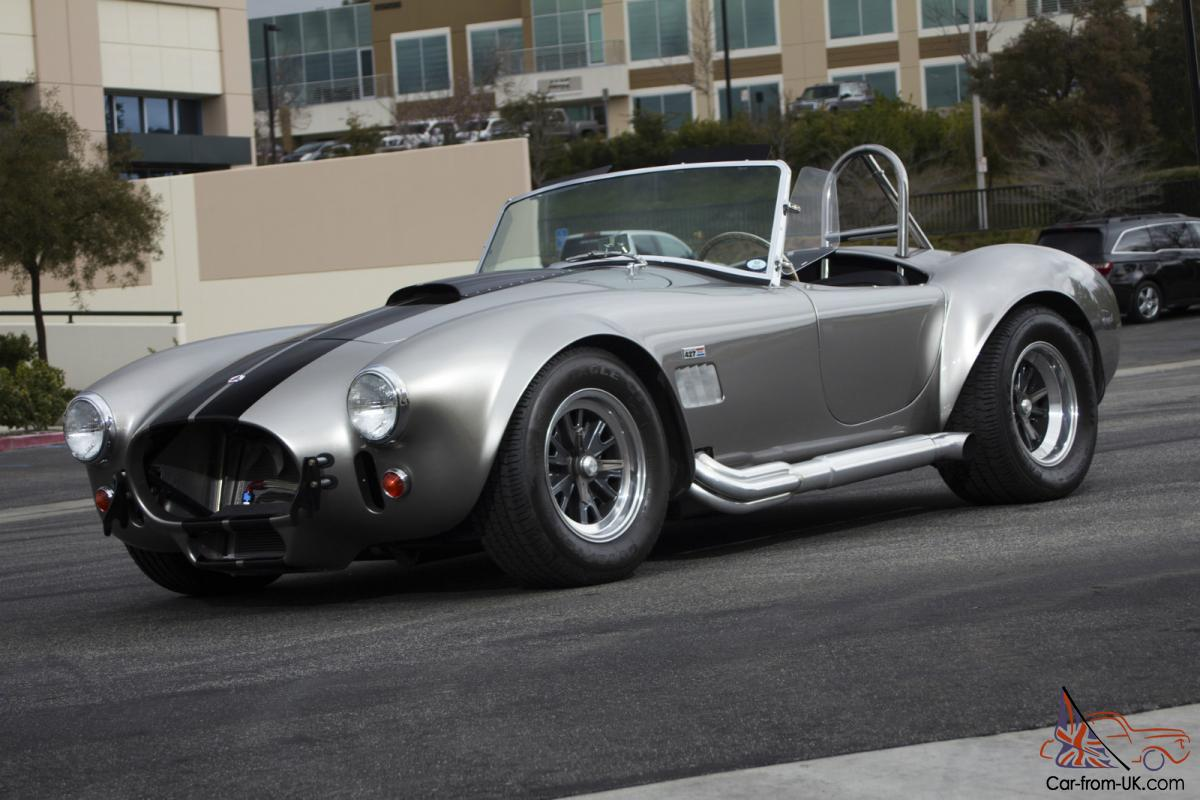 1965 Corvette For Sale >> Shelby CSX Cobra 427 Aluminum Body