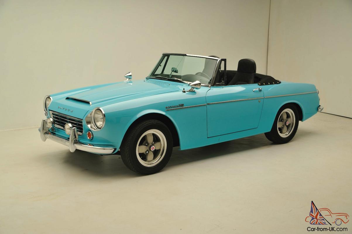 1967 Datsun Roadster 1600 Fairlady