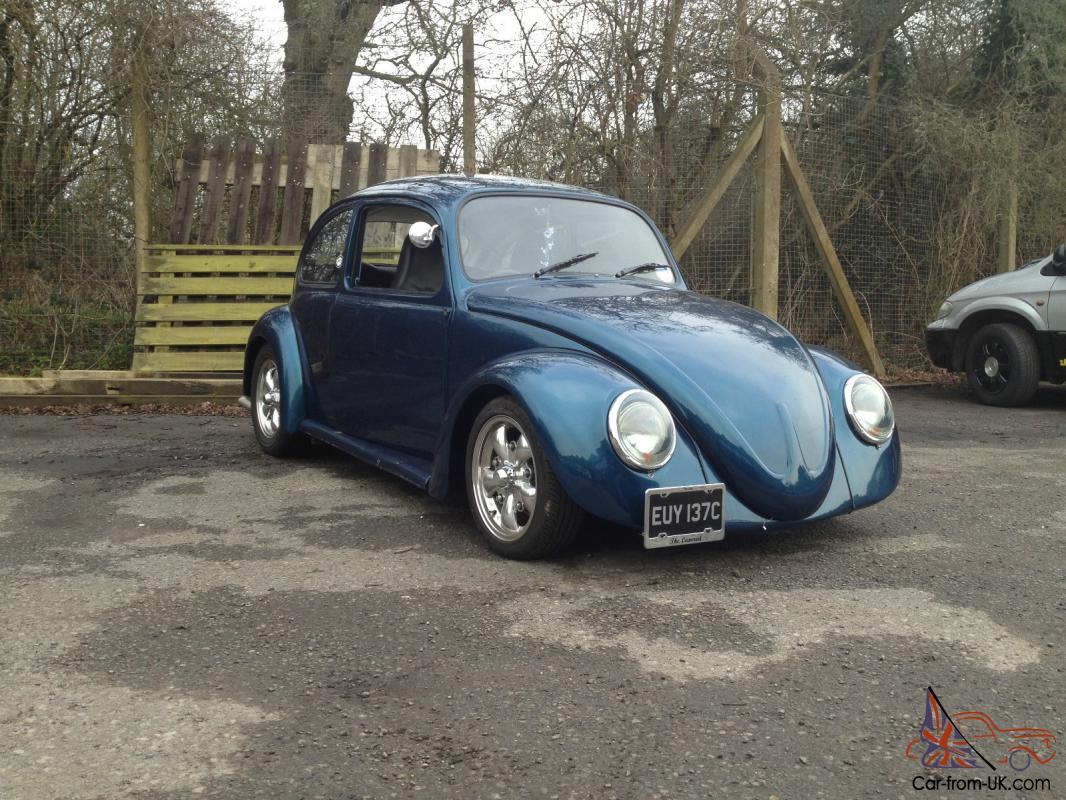 Volkswagen Beetle Blue Ebay Motors 281094137766 For Sale