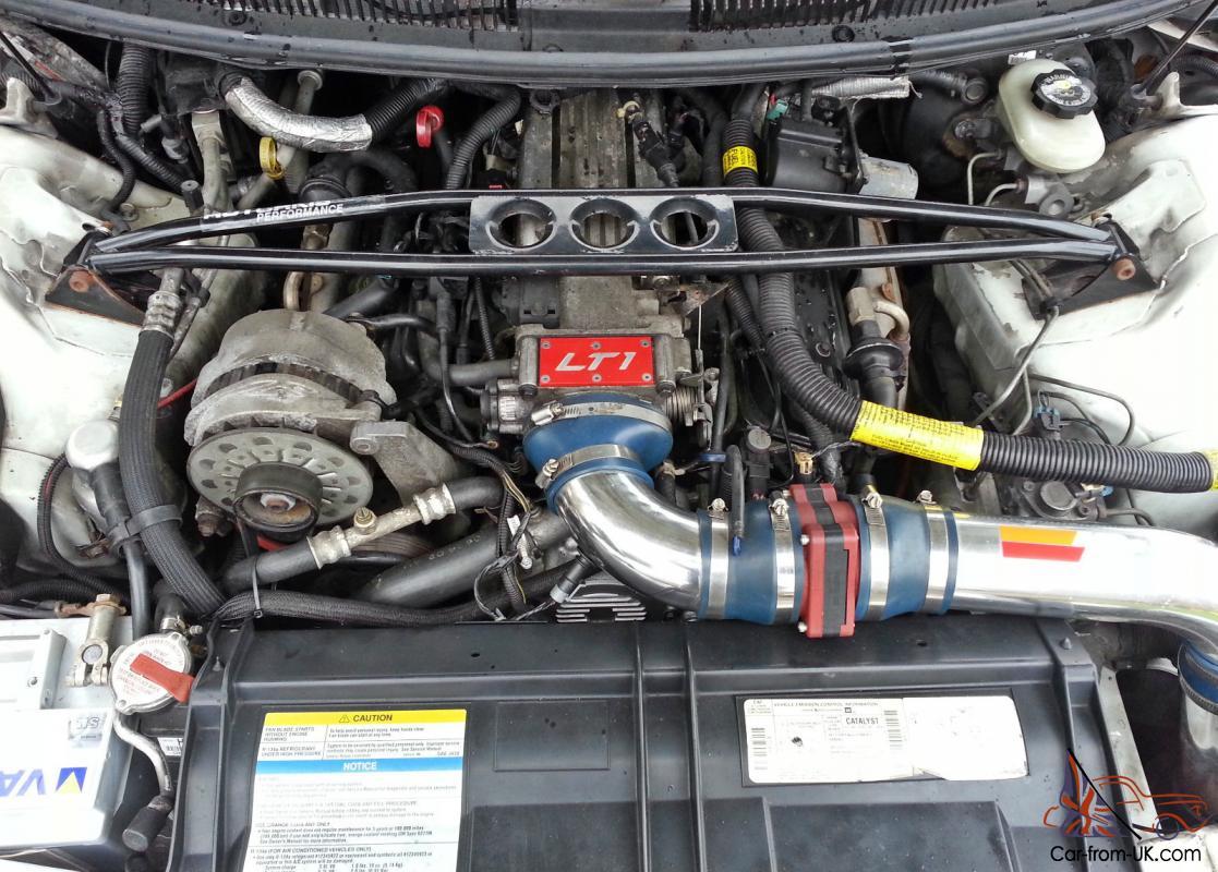 1997 Chevrolet Camaro Z28 5.7L V8 30th Anniversary 300 bhp ...