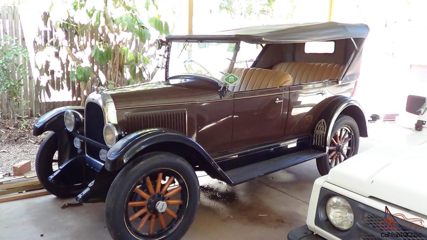READER AD: 1926 Chevrolet Superior K