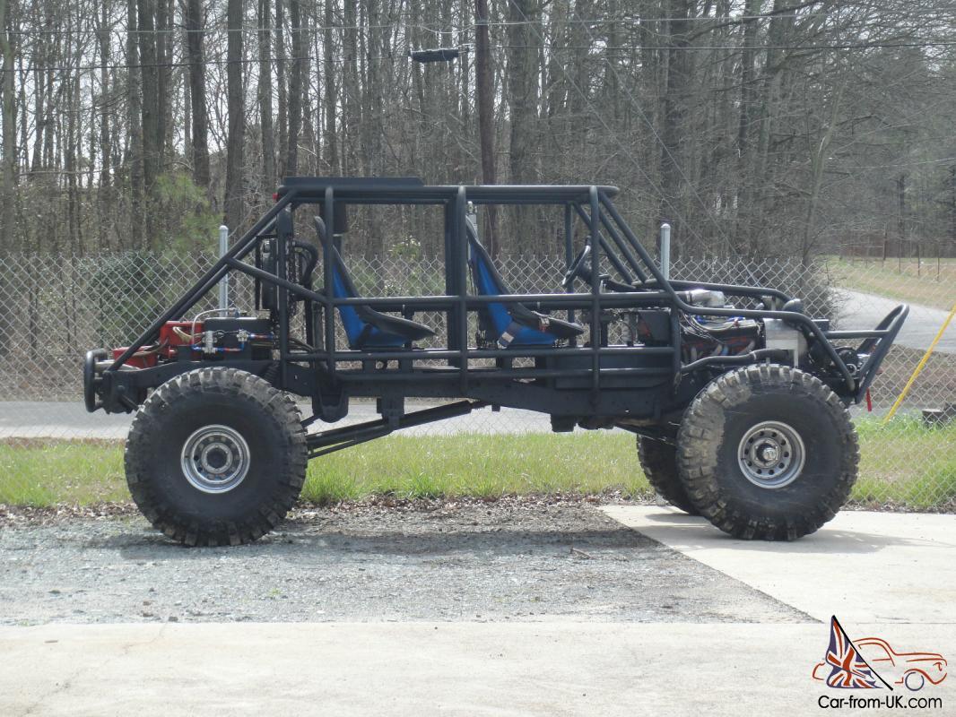 Mud Trucks For Sale >> Mud Truck Tube Chassis On K20 Frame