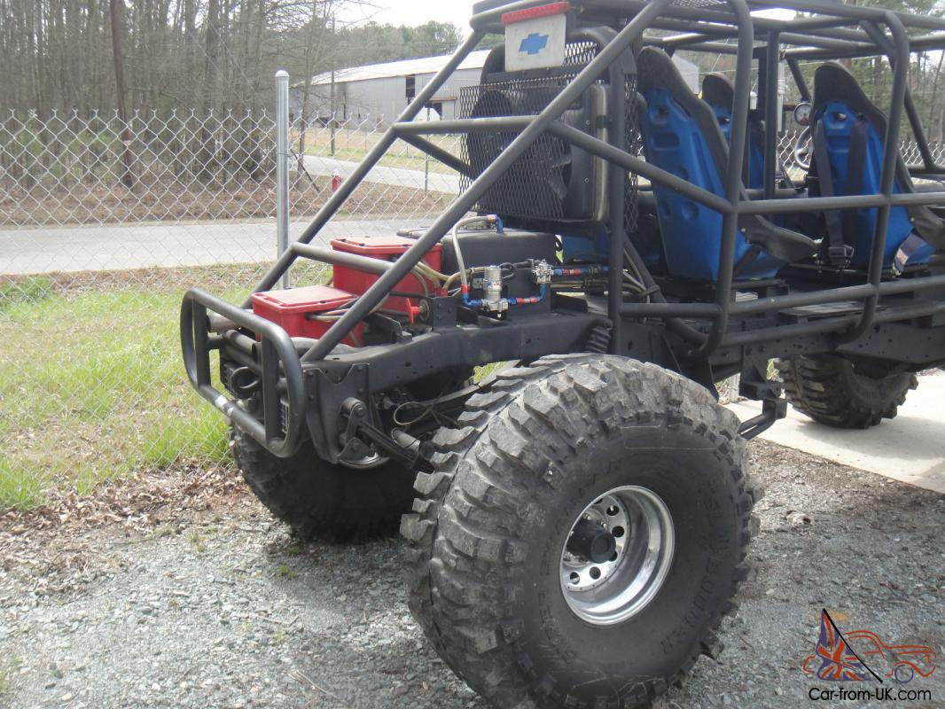 Mud Truck, Tube Chassis on K20 Frame