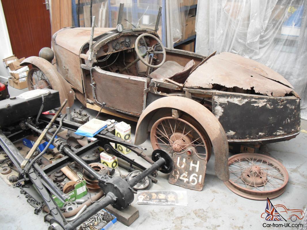 Austin 7 Seven Mulliner Sport 2 Seater 1930 Vintage