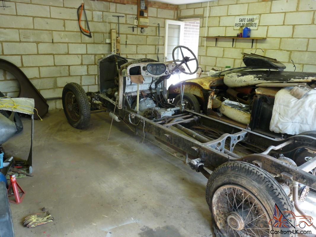 Rolls Royce 20 25 Rolling Chassis