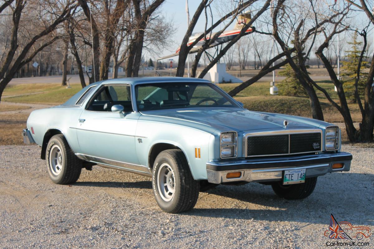 Malibu chevy classic malibu : Chevrolet Chevelle Malibu Classic Landau