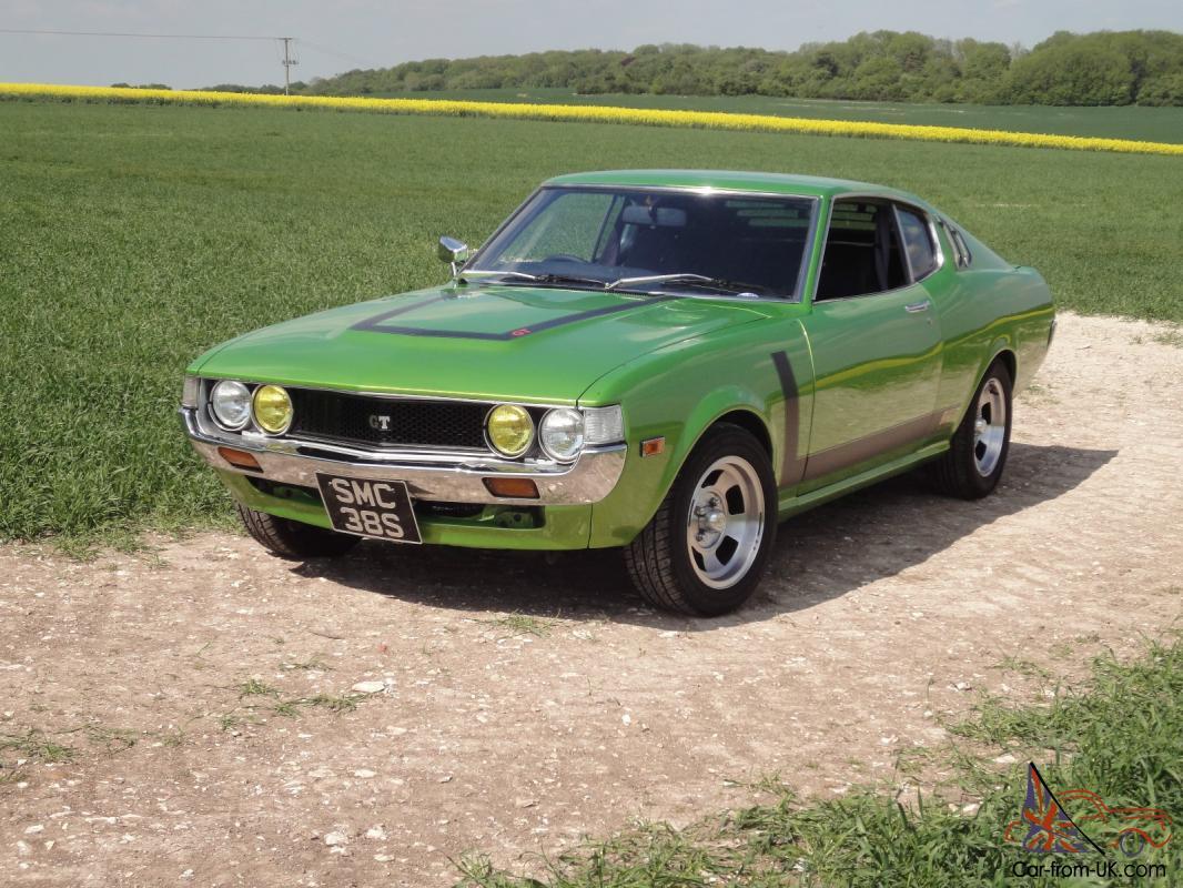 Toyota Celica Liftback 1977