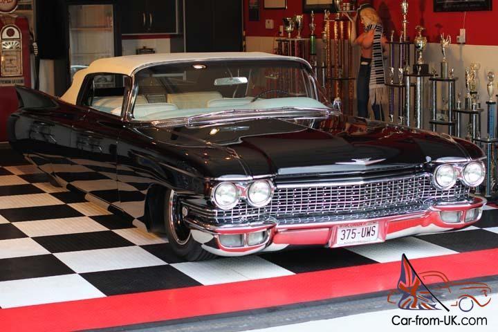 25+ 1960 Cadillac Convertible Pics