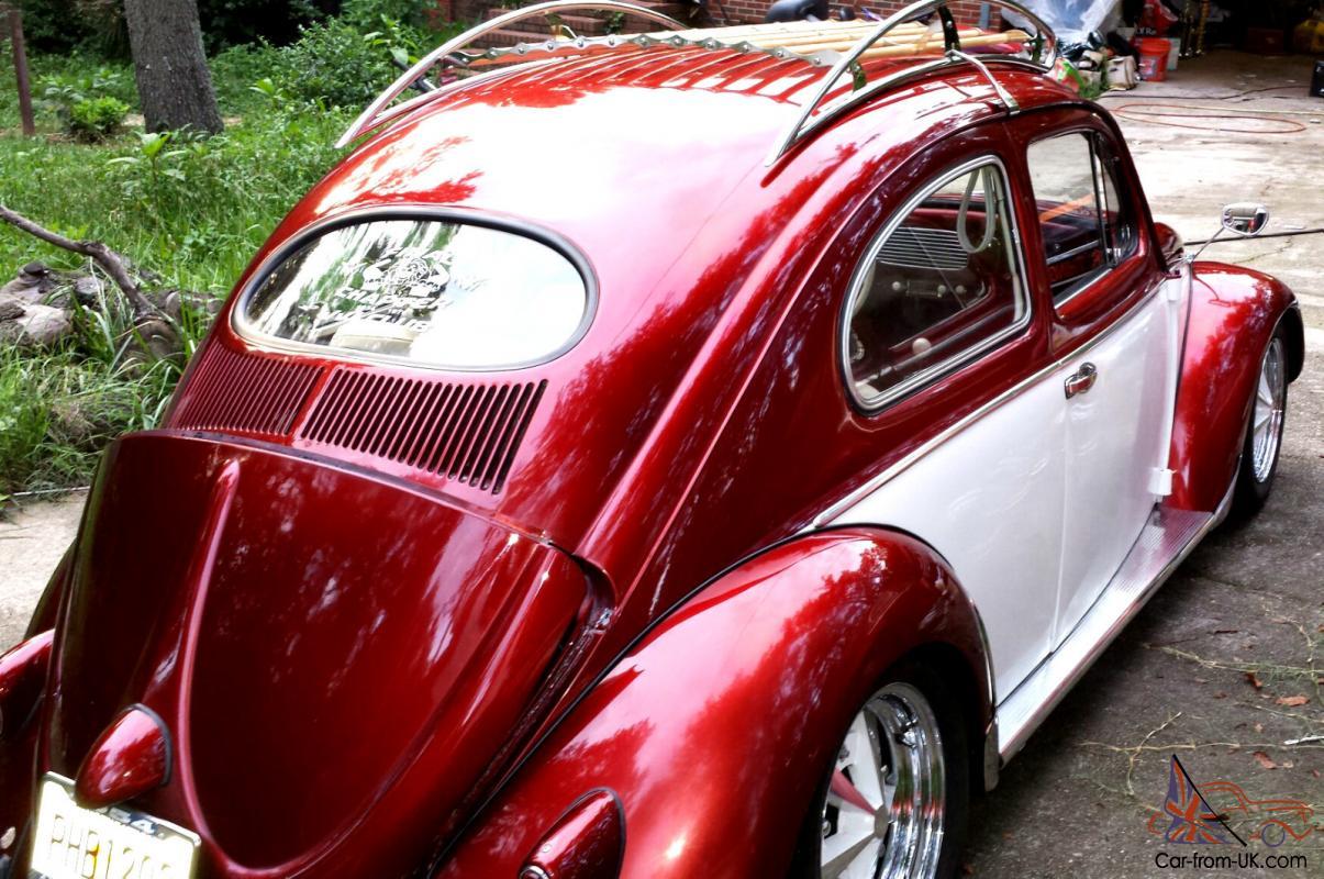 1954 Volkswagen Beetle Deluxe