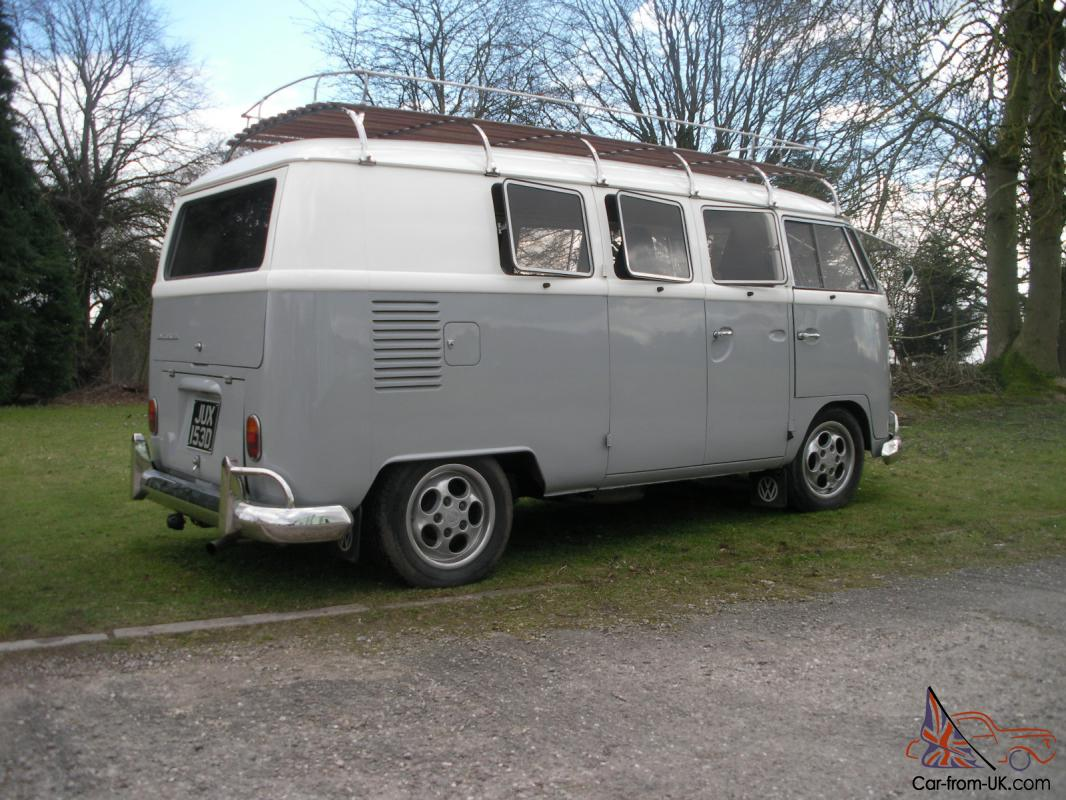 Vw Split Screen Camper 1965 Diesel Conversion