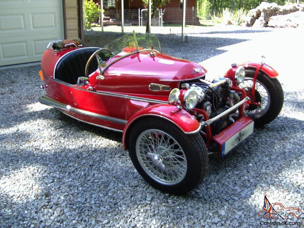 3 Wheel Car >> 3 Wheel Super Sport Roadster Collectable Antique And Rare Show Car