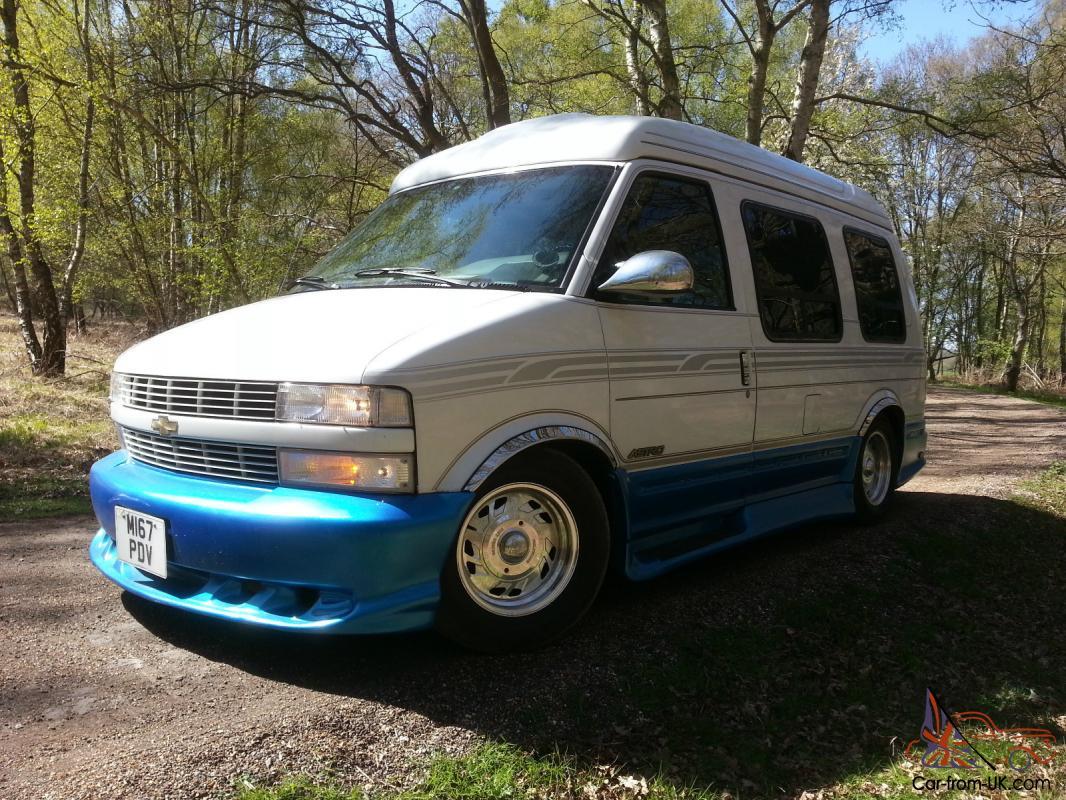 Chevrolet Astro GMC Safari Dayvan Auto Camper American Chevy Touring