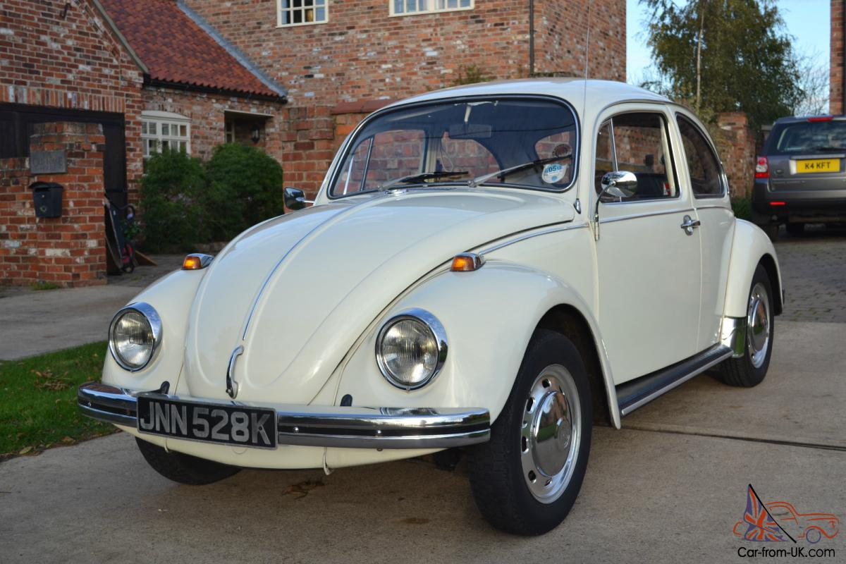 Vw Beetle 1971 Condition 1