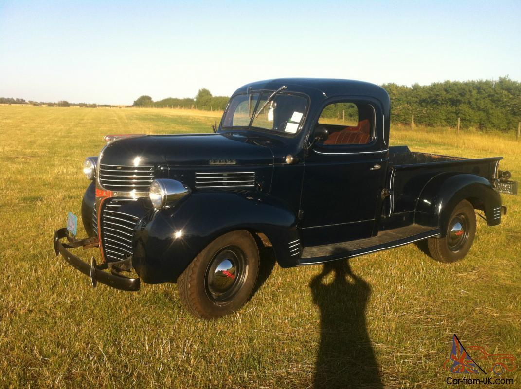 1947 Dodge Pickup Truck