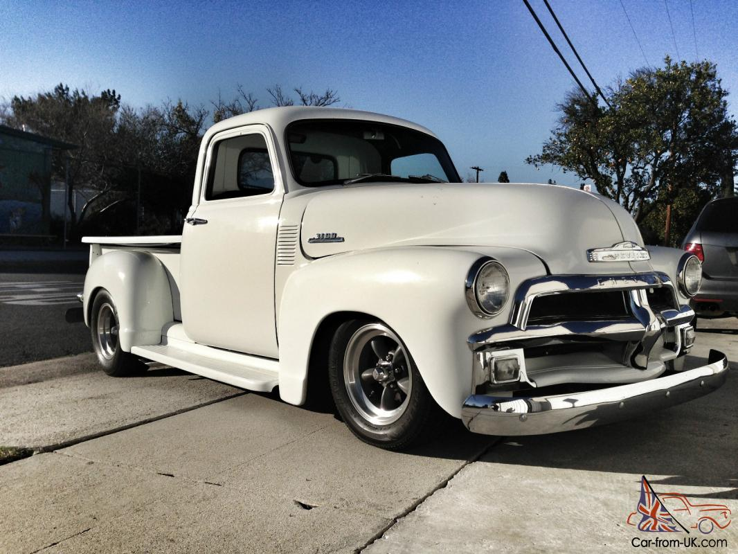1955 Chevy Truck For Sale >> 1955 1st Series Chevrolet 3100 Truck