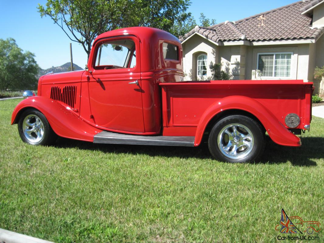 Ford Pickup For Sale Ebay 1936 Truck Wiring Diagram Photos Of