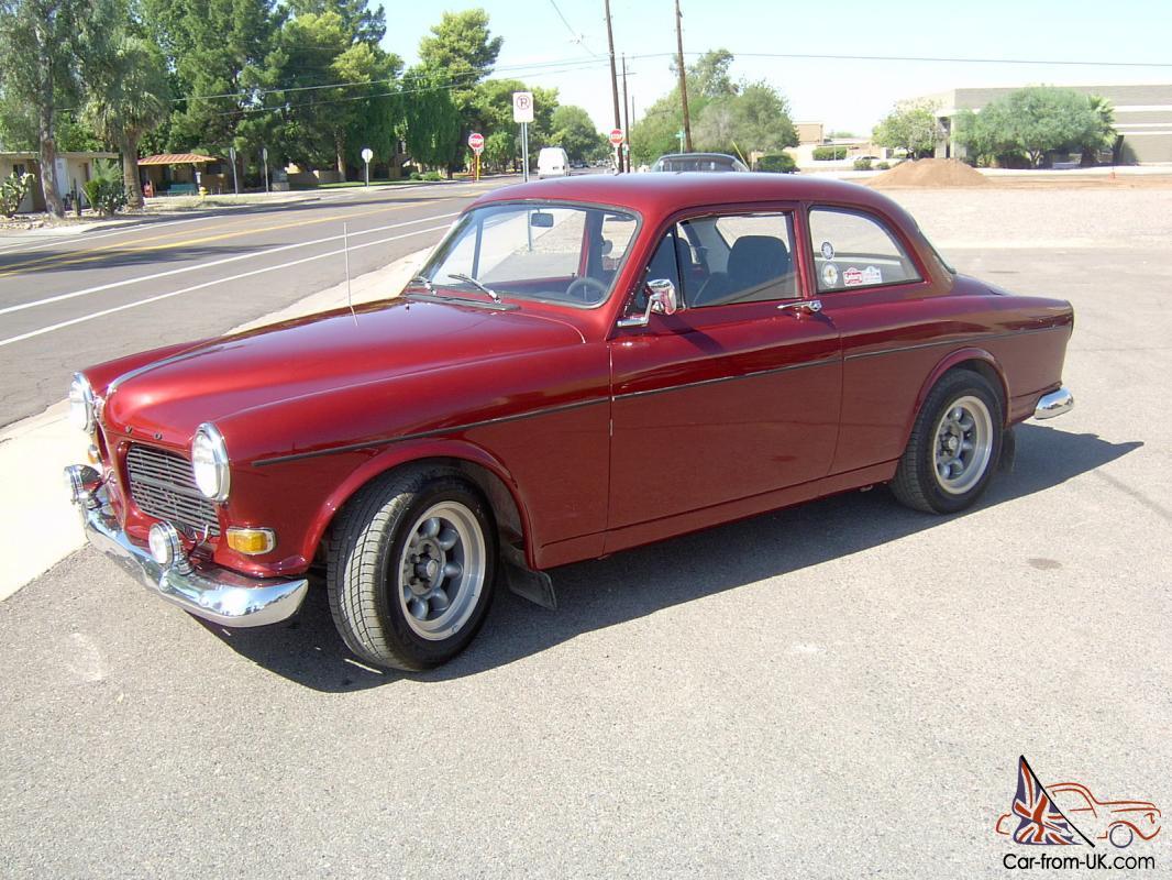 1968 Volvo 122s Exceptional Rust Free Classic Volvo Very Cool 2 Door