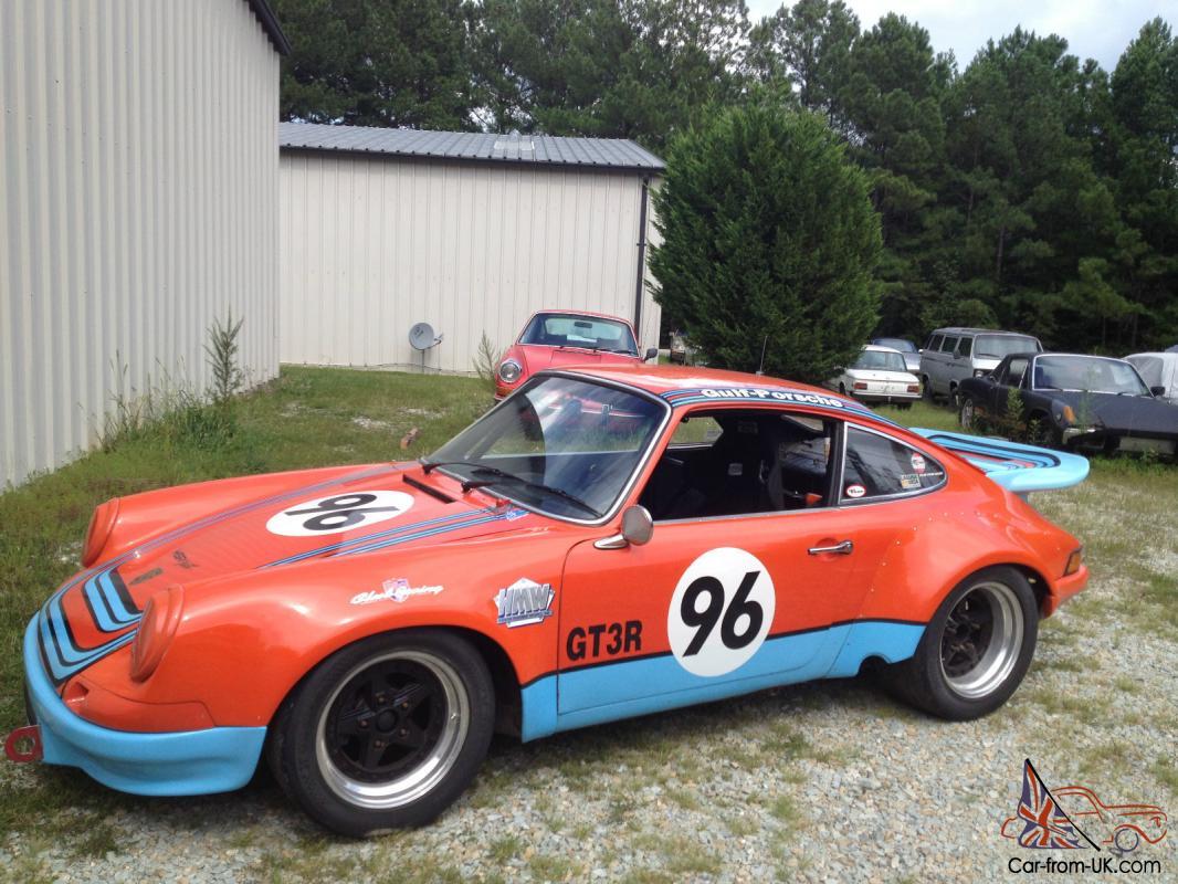 1970 Porsche 911 Racecar