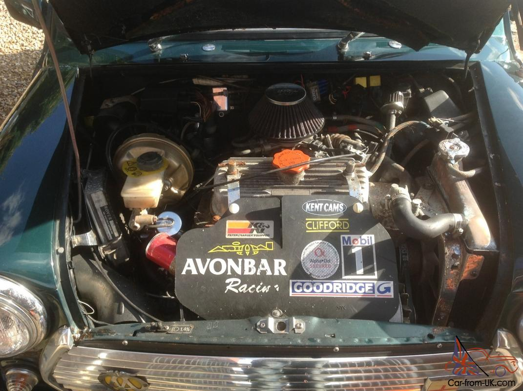 1993 ROVER MINI COOPER 1 3I 1340 MED engine S works spec