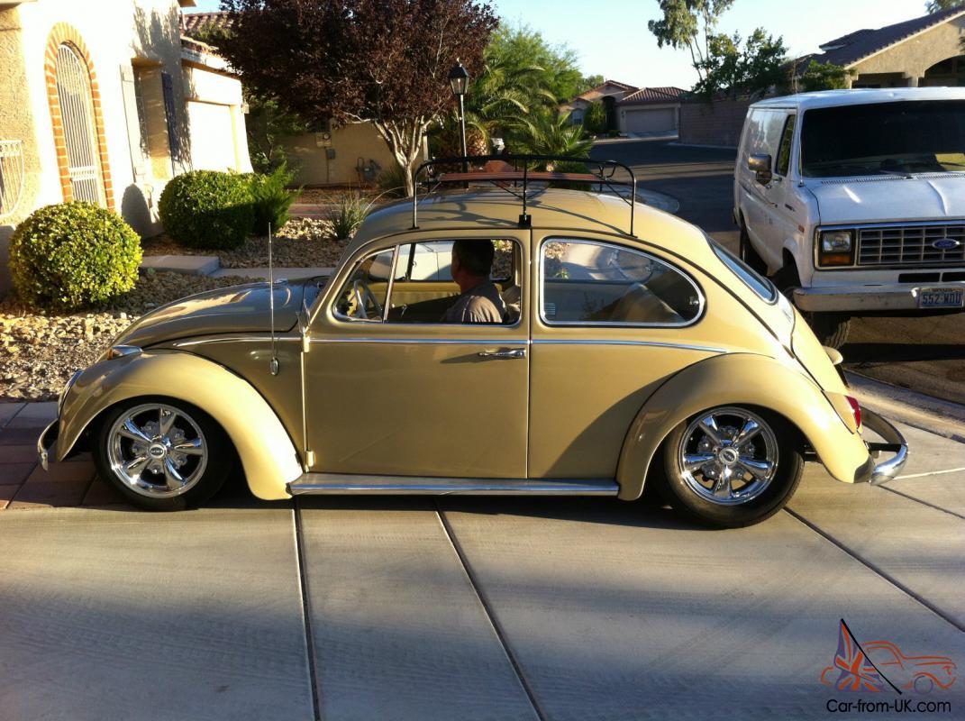 West Coast Customs Cars For Sale >> Restored 1966 Vw Bug Classic West Coast Custom Style Hot Rod