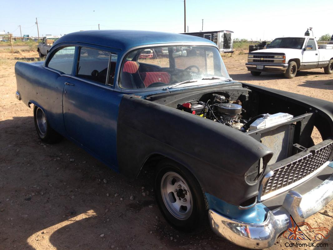 All Chevy 55 chevy for sale : 1955 CHEVY POST CAR TWO LANE BLACK TOP OR AMERICAN GRAFFITI GOOD ...