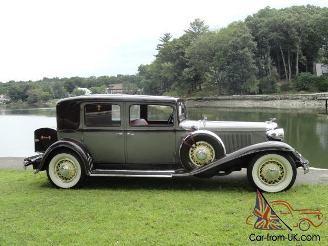 1931 Chrysler Imperial Club Sedan
