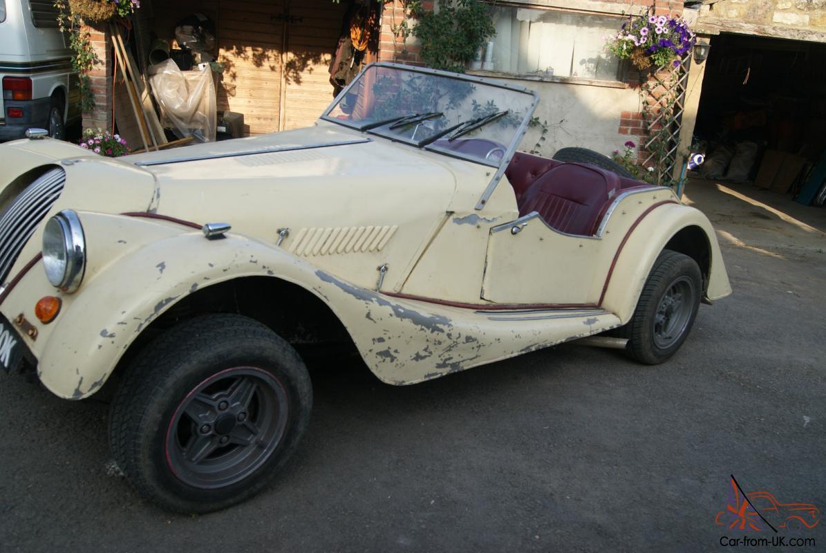Burlington SS Classic Kit Car